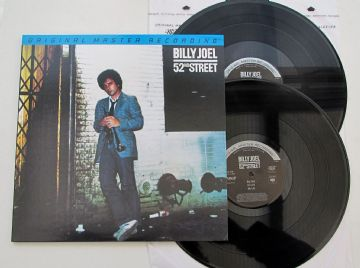 Billy Joel - 52nd Street (Original Master Recording) Limited Edition Numbered